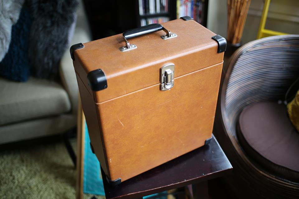 Crosley Vinyl Case Crosley Record Carrier Case